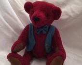 Custom Memory Bear for Leah Joy