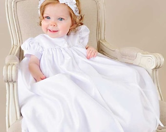 Ashley Christening Baptism Gown