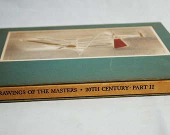 Drawings of the Masters Art History Book / 20th Century /  Part 2