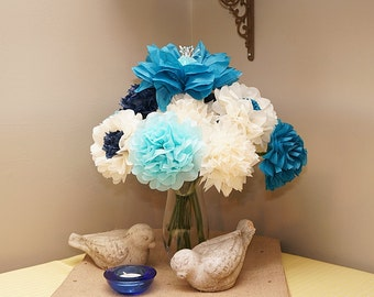 Pretty in Blue Bouquet
