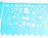 Buy one and get one FREE, Mexican banner, aztec home decor, tribal, papel picado banner, decoration, mexican party decor, spring banner.