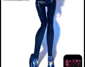 Monster Doll ESSENTIALS Core Collection: Black Leggings
