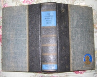 The Collected Works of Pierre Louys 1950