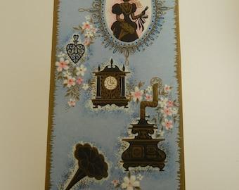 Vintage Unused Get-Well Card
