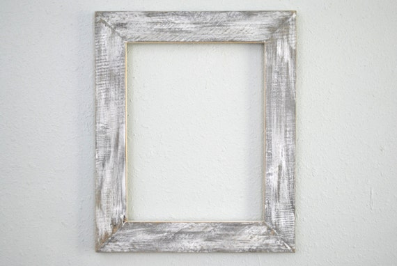 11x14 distressed white frame rustic weathered wood old White wood picture  frames. White Wood Picture Frames   Home Design   Architecture   Cilif com