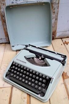 machines crire dans appareils lectroniques musique etsy vintage. Black Bedroom Furniture Sets. Home Design Ideas