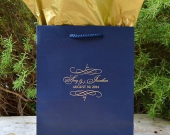Personalized Wedding Welcome Bags
