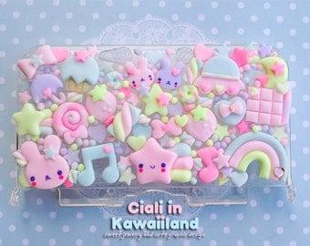 Super cute kawaii case for Nintendo DSLite / 3DS / 3DS XL
