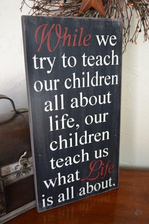 We Teach These Kids