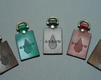 Arrow key fob keyring