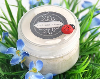 Anti-age cream with Green Tea and Siberian Ginseng