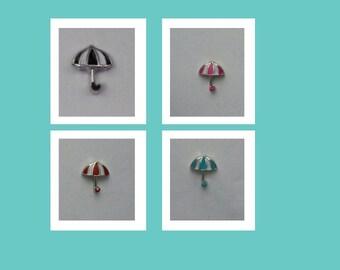 You Choose - Umbrella ANC17 Floating Charm for Glass Memory Locket