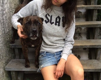 SLAY Pullover Sweater