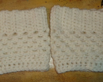Adult and teen boot cuffs