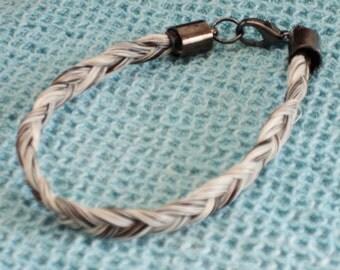 Group Gift Custom Handmade Horse Hair Bracelet for Students, Friends, Relatives 3 to 7 Bracelets