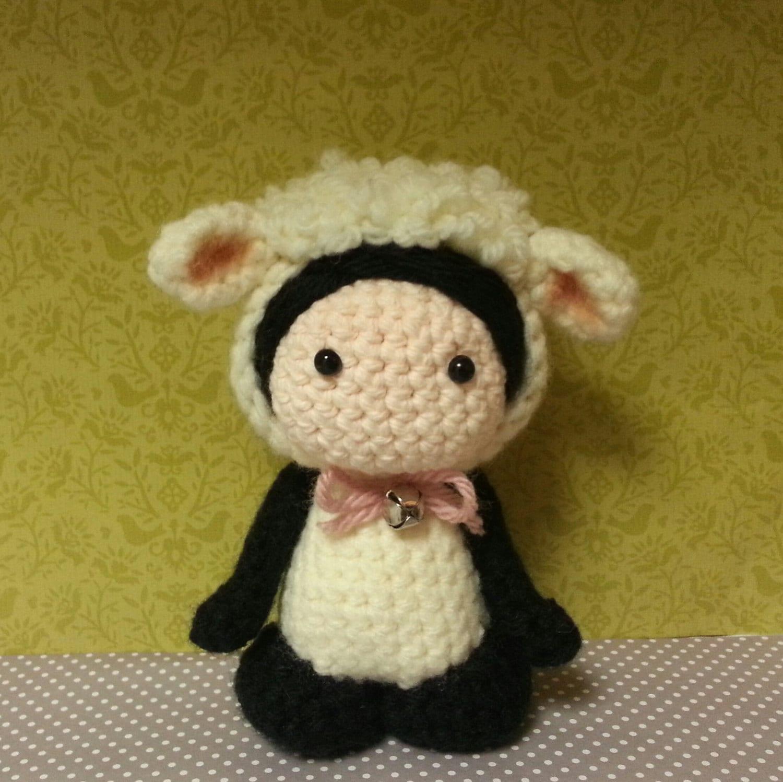 Amigurumi Sheep Doll : Sheep Lamb Amigurumi