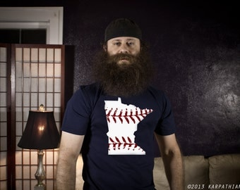 Minnesota baseball t-shirt