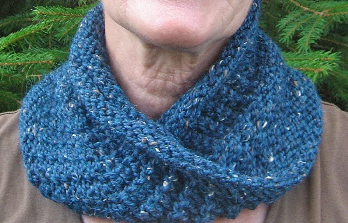 Knitting Pattern Turn : Twist & Turn-The Cowl Knitting Pattern pdf