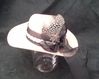 fancy cowgirl hat