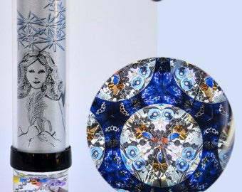 Virgo Astroscope Astrology Kaleidoscope