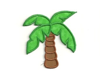 Palm Tree Patch! Custom Made! AP132