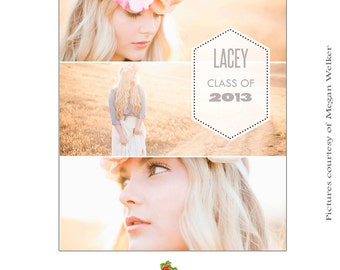 INSTANT DOWNLOAD Collage & Blog Board, Storyboard Photoshop templates - BL060