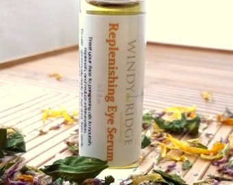 Replenishing Serum.  Eliminate wrinkles, lines, and renew skin. by Windy Ridge Naturals