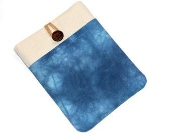 iPad Air cover ,10 inch Tablet sleeve, Padded, iPad 2 case, Google Nexus 10 Cover, Kindle Fire HD Sleeve, Handmade iPad case