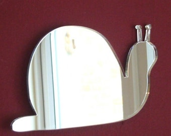 Snail Mirror - 5 Sizes Available