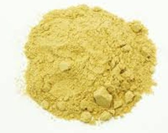 Lemon Peel Powder 16 OZ Dried For Crafting or Soaps or Cooking