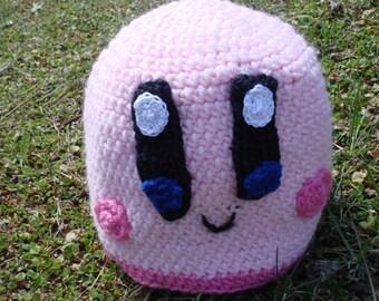 Kirby Nintendo Inspired Adult Beanie