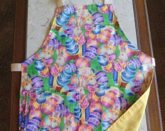 Adult Easter Apron