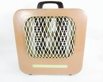 Vintage heater, superlectric heater, metal fan, space heater,metal heater,portable heater,