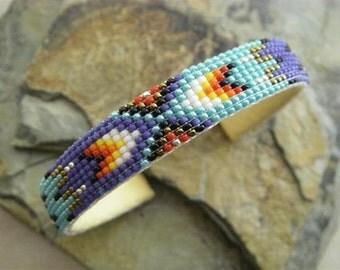 Native cuff bracelet