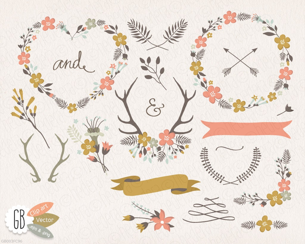 Flower crown clip art flower crown clip art photo 35 izmirmasajfo