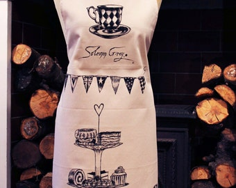 The 'Cakestand Apron'