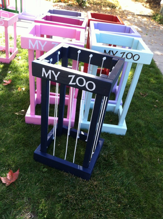 My Zoo Tall Animal Storage Cage Order Before Nov 1 For