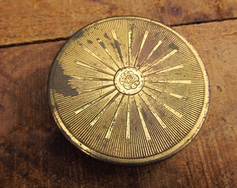 Vintage Max Factor Creme Puff Compact - Max Factor Compact