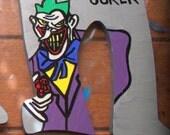 Batman wall letters