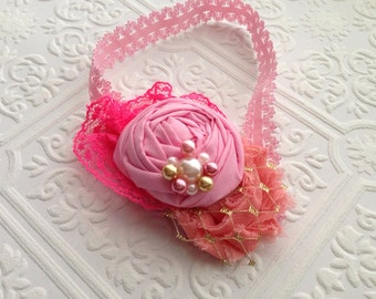 The Fit for a Princess Headband or Hair Clip