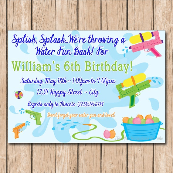 Facebook Party Invite with best invitations ideas