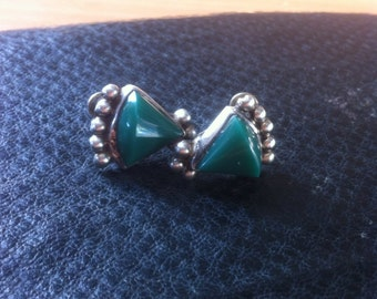 Costume Jade, Twist On Earrings