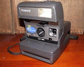 Talking Polaroid Instant Film Camera