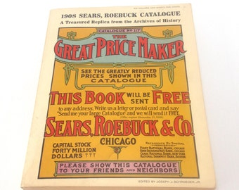 30 pages from 1908 Sears Catalog #117 Sewing machines and accessories