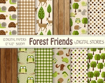 Forestry ordering paper