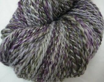 Handspun Corriedale Wool Worsted Weight Yarn