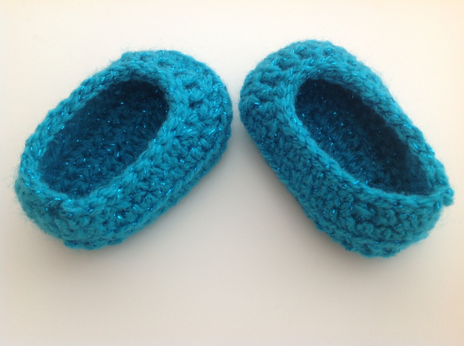 Crochet Baby Shoes by Creationsbykandpj on Etsy