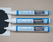 Simply Remarkable Chalk Marker -  Chalk Ink Chalk Pen - 3 sizes available WATERPROOF (removes with Windex)