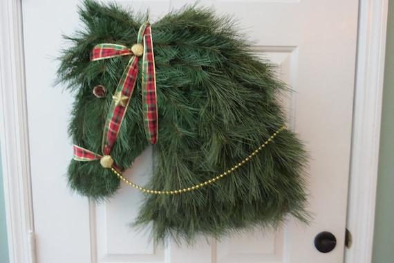 Head Wreaths For Sale Horse Head Wreath Horse