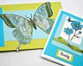 Thank You Gift Card- Bath Salt Card Insert- Gift Card Package with Bath Soak- One of a Kind